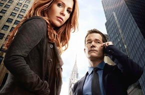 "kabel eins: Unvergesslich: kabel eins zeigt die zweite Staffel der US-Crime-Serie ""Unforgettable"" ab 10. April"