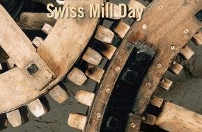 Vereinigung Schweizer Mühlenfreunde (VSM/ASAM): Le samedi 31 mai 2014 - 100 moulins historiques ouvriront leurs portes à l'occasion de la 14ième Journée Suisse des Moulins.
