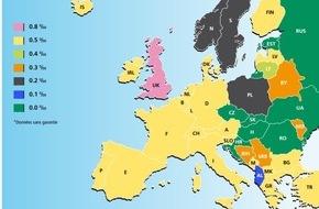 Sucht Schweiz / Addiction Suisse / Dipendenze Svizzera: Dipendenze Svizzera Tassi di alcolemia in Europa: meglio conoscerli! (IMMAGINE)