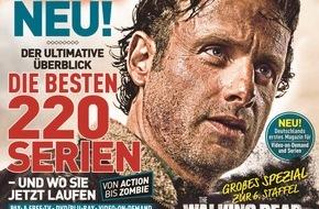 Bauer Media Group, TV Movie: 'InSerie' geht in die nächste Runde: TV Movie setzt erfolgreiche Heft-Reihe fort