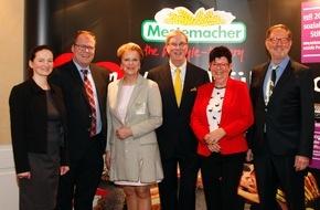 Mestemacher GmbH: Jahrespressekonferenz 2016 / Mestemacher - Wider den Trends / Mehr Innovationsaktivitäten - Erfüllung der gesetzlichen Frauenquote