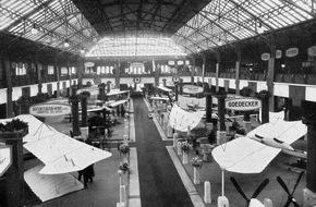 Messe Berlin GmbH: ILA-Historie: 107 Jahre Spiegelbild der Luft- und Raumfahrtgeschichte (FOTO)