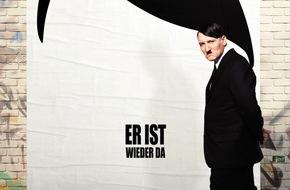 Constantin Film: ER IST WIEDER DA - Erste Kino-Teaser sind online