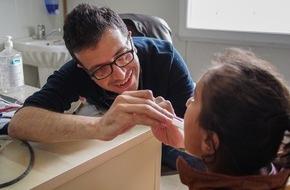 ASB-Bundesverband: ASB-Ärzte schaffen Zeit für Patienten im Nordirak / Hilfe im Nordirak