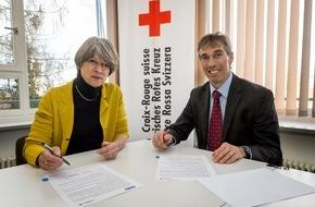 Allianz Suisse: Allianz Suisse und das Schweizerische Rote Kreuz erneuern Partnerschaft