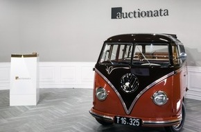 Messe Berlin GmbH: MOTORWORLD Classics Berlin / Hammerschlag: Auctionata wird Kooperationspartner