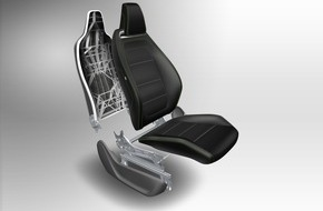 Johnson Controls Automotive Experience: New seating technologies: the future of lightweight engineering / IAA 2015: Johnson Controls helps cut emissions