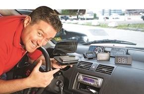 AUTO BILD: AUTO BILD-Test: Mit Head-up-Displays zum Nachrüsten alles im Blick
