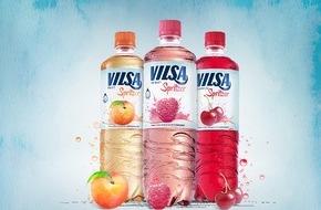 Vilsa-Brunnen Otto Rodekohr GmbH & Co.KG: 2015 wird das Frühjahr spritzig und bunt - VILSA-BRUNNEN erfrischt mit fruchtig-leichtem Lebensgefühl