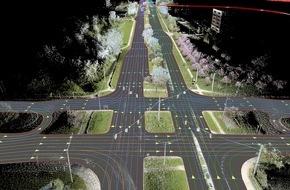 Audi AG: Die Zukunft ist HERE: Mobilität von morgen beginnt mit digitalen Echtzeit-Karten