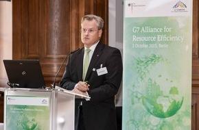 Werner & Mertz: Werner & Mertz fordert mehr Denken in echten Kreisläufen / Beim internationalen G7 Workshop in Berlin stellt das Mainzer Unternehmen Recyclat-Initiative als best practice-Beispiel für Deutschland vor