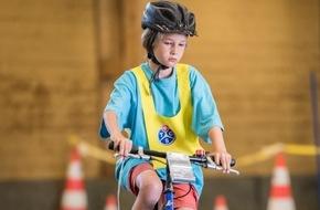 Touring Club Schweiz/Suisse/Svizzero - TCS: Jährlicher Verkehrserziehungstag: Mehr Sicherheit für die Jüngsten