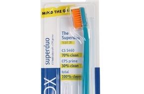 CURAPROX: Mundpflege: Jetzt kommt das Superduo