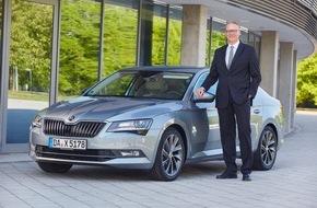 Skoda Auto Deutschland GmbH: Stabwechsel bei SKODA AUTO Deutschland: Frank Jürgens folgt Imelda Labbé nach