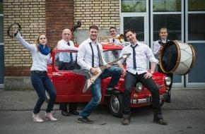 "Heilsarmee / Armée du Salut: Eurovision Song Contest: Heilsarmee fährt als ""Takasa"" nach Malmö"