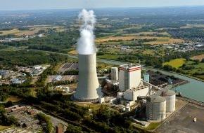 Trianel GmbH: Stadtwerke Kraftwerk in der Pole-Position / Erstes Kraftwerk der Neubau-Generation nimmt Dauerbetrieb auf