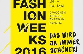 Altstadt Salzburg Marketing: Fashion Weeks