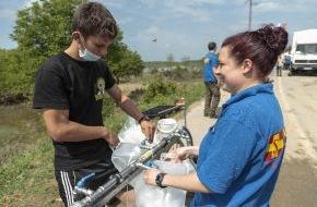 ASB-Bundesverband: Überschwemmungen in Bosnien und Serbien / Positive Zwischenbilanz der ASB-Balkanhilfe 2014