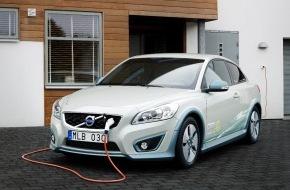 Volvo Car Switzerland AG: Volvo Car Corporation und Siemens starten weltweite Partnerschaft für Elektromobilität