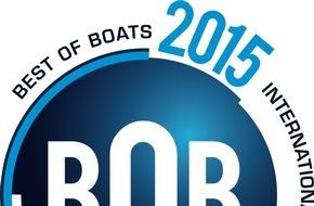"""Messe Berlin GmbH: Die Finalisten für den """"Best of Boats Award"""" stehen fest"""