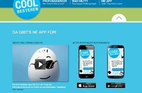 """Pascoe Pharmazeutische Präparate: Ab sofort verfügbar: """"CoolBestehen"""" - die erste App gegen Prüfungsangst"""
