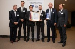 Skoda Auto Deutschland GmbH: Gold für SKODA Logistiksystem - top in Europa