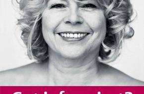 Kooperationsgemeinschaft Mammographie: Brustkrebsmonat Oktober: Chancen zur Früherkennung nutzen (mit Bild)