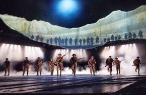 """Stage Entertainment Berlin: 100 Jahre nach dem Attentat von Sarajevo / Gedenkvorstellung am 28. Juni bei """"Gefährten"""" im Berliner Theater des Westens"""