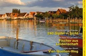 Wandermagazin SCHWEIZ: Wandermagazin Schweiz: Sehnsucht nach Meer / Wandern am Bodensee