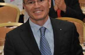 SBV Schweiz. Baumeisterverband: Société Suisse des Entrepreneurs: La SSE élit Gian-Luca Lardi en tant que nouveau président central