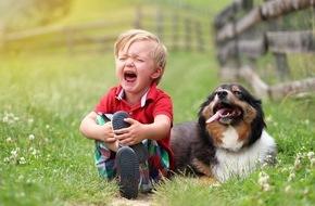 Bundesverband für Tiergesundheit e.V.: Aua, das tut weh! / Schmerzbehandlung ist aktiver Tierschutz