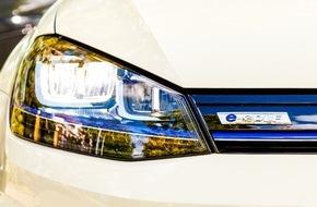 RWE Effizienz GmbH: Freie Fahrt für Elektromobilität: RWE stattet Standorte von Volkswagen mit Ladesäulen aus