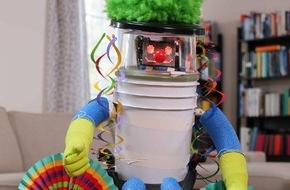 """ProSieben Television GmbH: hitchBOT sucht neue Freunde: Ab 13. Februar reist der Roboter exklusiv für """"Galileo"""" durch Deutschland"""