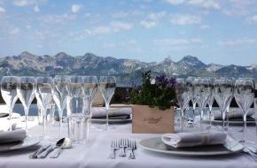 Oettinger Davidoff AG: Medieneinladung: Davidoff Saveurs Genusswoche Gstaad 2014 - Kulinarische Höhenflüge in der «Davidoff Saveurs» Genusswoche