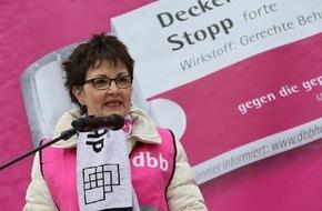 dbb Hessen beamtenbund und tarifunion: Politik nach Gutsherrenart / Protest des dbb Hessen gegen geplante Haushaltsbeschlüsse
