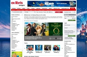 Ex Libris AG: Ex Libris und Disney lancieren gemeinsamen Online-Shop