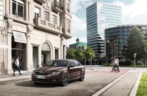Skoda Auto Deutschland GmbH: Ab sofort erhältlich: Exklusive Ausstattungslinie L&K für SKODA Octavia