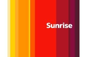 Sunrise Communications AG: sunrise gibt sich eine neue Identität