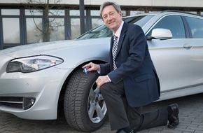 Deutscher Verkehrssicherheitsrat e.V.: Sicher unterwegs - mit den richtigen Reifen