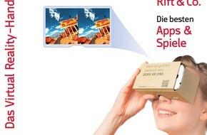 c't: Virtuelle Welten mit Smartphone und Pappbrille / Virtual Reality erlebbar für jeden
