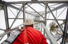 Vodafone GmbH: Connect: Vodafone hat bestes mobiles Sprachnetz Deutschlands