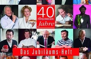 Jahreszeiten Verlag, DER FEINSCHMECKER: DER FEINSCHMECKER kürt erneut die kulinarische Elite des Landes / Restaurant des Jahres 2015: The Table, Hamburg / Koch des Jahres 2015: Tohru Nakamura, München