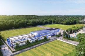 HSV Fußball AG: HSV-Presseservice: Startschuss für den HSV-Campus