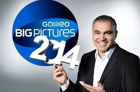 """ProSieben Television GmbH: Die beste Foto-Gallerie des Jahres: Aiman Abdallah zeigt """"Galileo Big Pictures - Die Bilder 2014"""""""