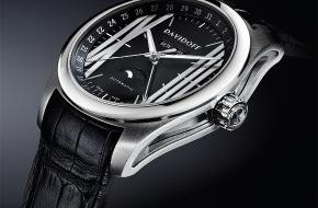 Zino Davidoff Group: DAVIDOFF présente la superbe collection de montres VELOCITY en exclusivité au salon Baselworld 2013