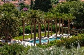 Hotel Lemongarden: Das erste 5-Sterne-Hotel auf der Insel Brac eröffnet im Juli 2016
