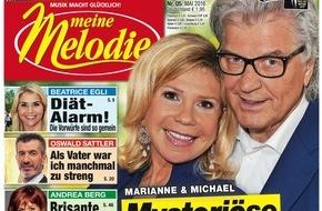 """Meine Melodie: Schlagersängerin Nicole: """"Ich halte sehr oft Zwiesprache mit Gott"""""""