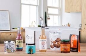 Foodist GmbH: FOODIST expandiert mit monatlicher Gourmet Überraschungsbox in die Schweiz / Ab sofort kommen auch Schweizer in den Genuss von außergewöhnlichen Delikatessen von Manufakturen aus ganz Europa