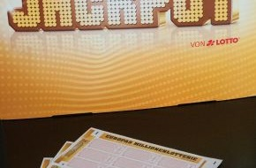 Eurojackpot: Spannung vor der Ziehung: Gewinner des 56 Mio. Euro Jackpots gesucht!