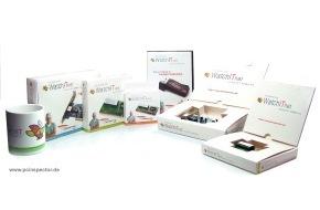 Convar Systeme Deutschland: PC Inspector WatchIT ermöglicht eine Datenrettung einer 120 GB Festplatte in weniger als 4 Sekunden und das für unter 20.00 Euro